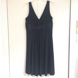 Jones New York black dress, size 10